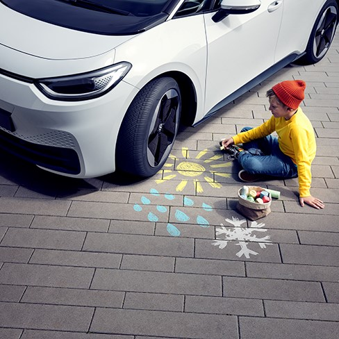 Opony wielosezonowe w ofercie grupy Volkswagen
