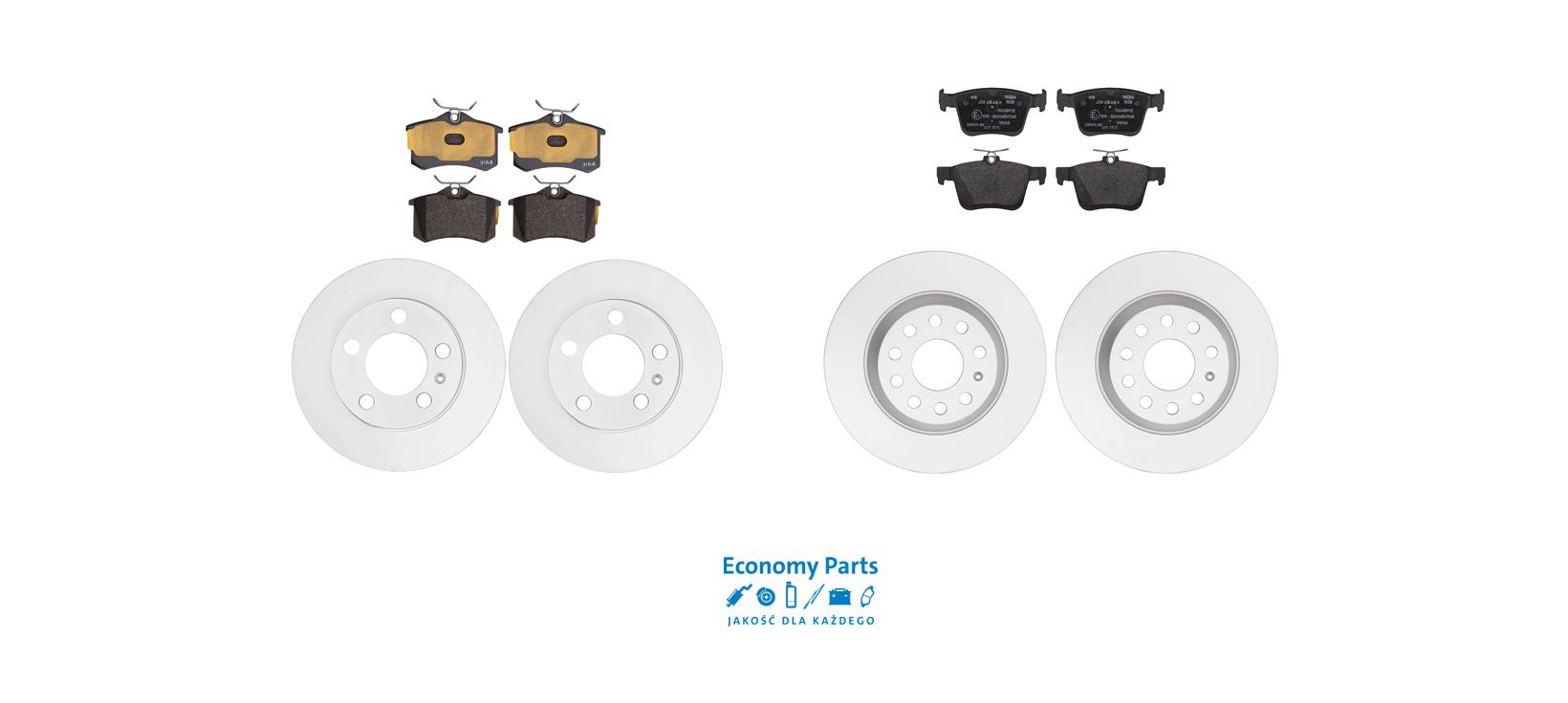 Części Economy Parts - doskonały wybór!